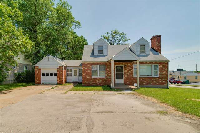 1812 N Warson Road, St Louis, MO 63114 (#21042924) :: Clarity Street Realty