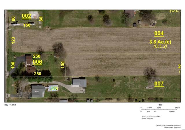 5801 Humbert, Godfrey, IL 62035 (#21042937) :: Jeremy Schneider Real Estate