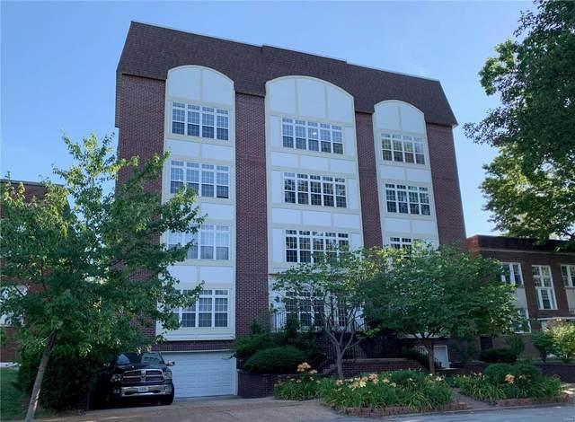 6404 Cates Ave 4E, University City, MO 63130 (#21042941) :: Jeremy Schneider Real Estate