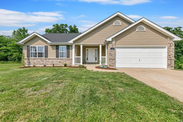 343 Cuivre Creek Court, Troy, MO 63379 (#21042975) :: Jeremy Schneider Real Estate