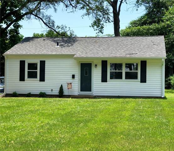 8628 Graham, St Louis, MO 63134 (#21042977) :: The Becky O'Neill Power Home Selling Team