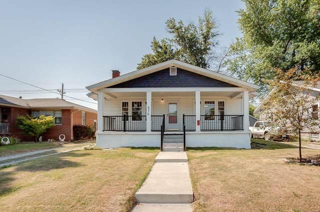676 E Acton Avenue, Wood River, IL 62095 (#21042981) :: Matt Smith Real Estate Group