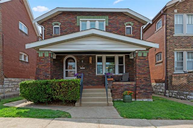 6520 Morganford Road, St Louis, MO 63116 (#21042985) :: Parson Realty Group