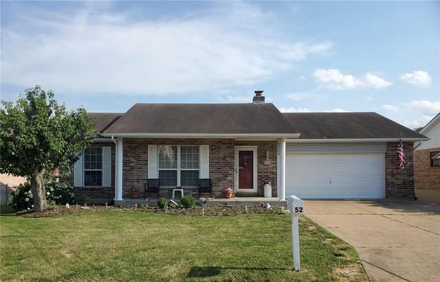 52 Wampler Drive, Arnold, MO 63010 (#21042995) :: Matt Smith Real Estate Group