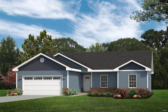 3494 Chippewa Drive, Shiloh, IL 62221 (#21043005) :: Parson Realty Group