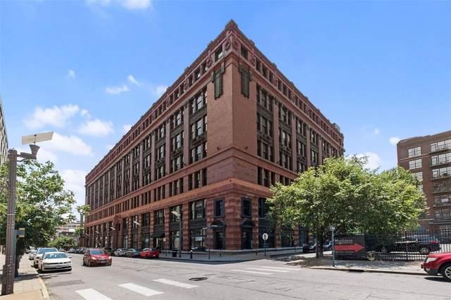 1520 Washington Avenue #309, St Louis, MO 63103 (#21043009) :: Reconnect Real Estate