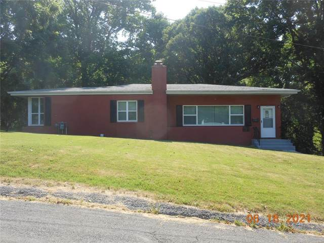 820 Valley Drive, East Alton, IL 62024 (#21043023) :: Clarity Street Realty