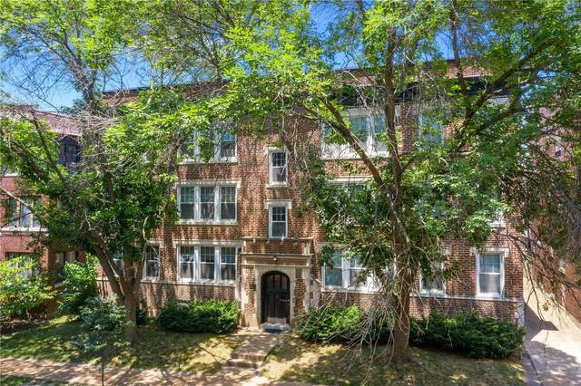 6315 N Rosebury Avenue 3W, Clayton, MO 63105 (#21043027) :: Reconnect Real Estate