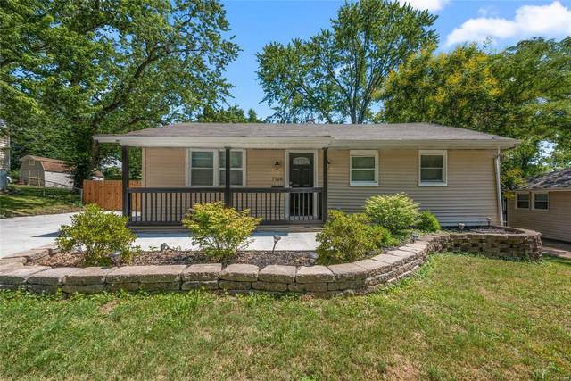 7726 Dartmoor, St Louis, MO 63121 (#21043035) :: The Becky O'Neill Power Home Selling Team