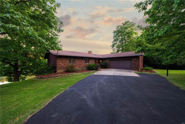 352 May Apple Lane, CARBONDALE, IL 62903 (#21043047) :: Fusion Realty, LLC