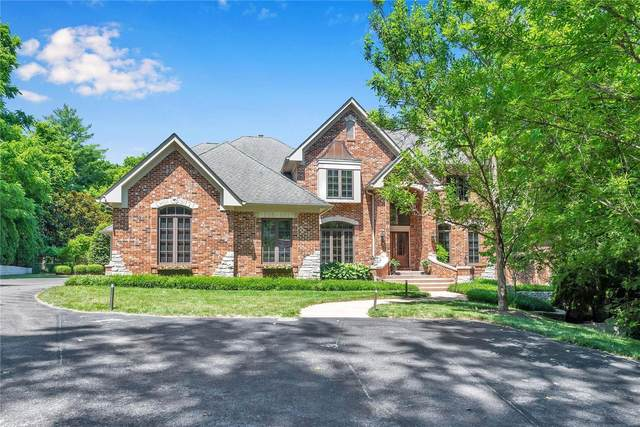9774 Old Warson Road, St Louis, MO 63124 (#21043059) :: Reconnect Real Estate