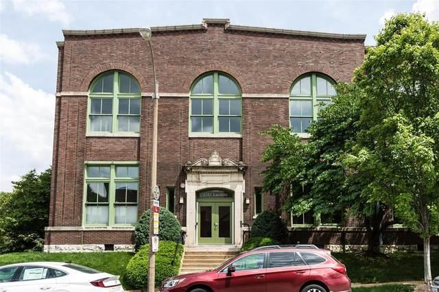 4242 Laclede Avenue #202, St Louis, MO 63108 (#21043068) :: Jeremy Schneider Real Estate