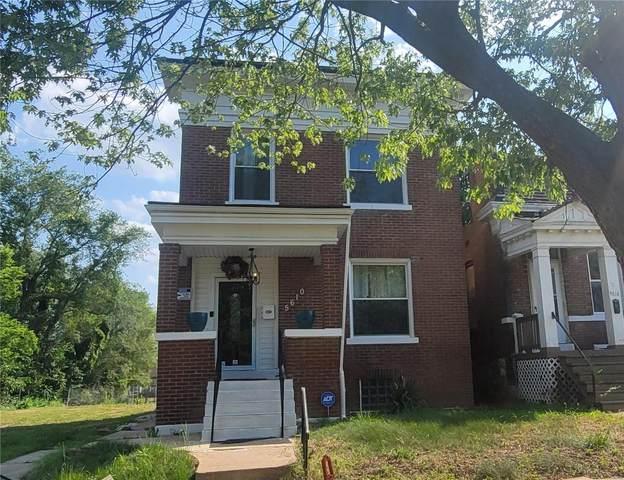 5610 Lotus Avenue, St Louis, MO 63112 (#21043069) :: Jenna Davis Homes LLC
