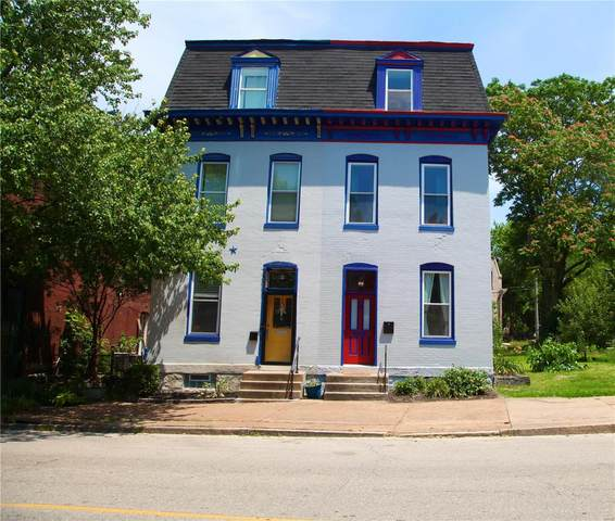 2003 Arsenal, St Louis, MO 63118 (#21043091) :: Matt Smith Real Estate Group