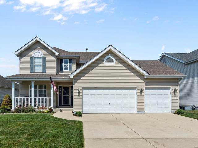 6809 Laurel Springs Court, Fairview Heights, IL 62208 (#21043104) :: Tarrant & Harman Real Estate and Auction Co.