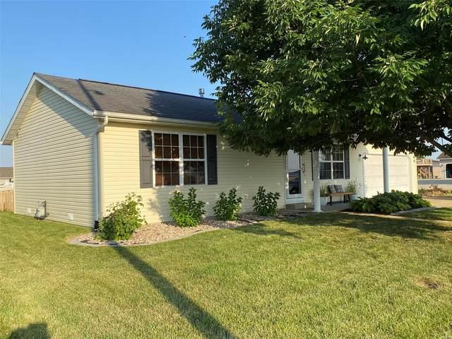 13172 Koch Lane, BREESE, IL 62230 (#21043108) :: Matt Smith Real Estate Group