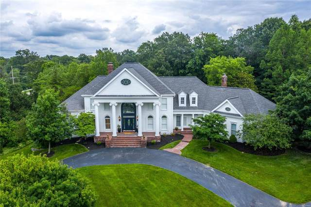 1108 Highland Pointe Drive, Town and Country, MO 63131 (#21043113) :: Clarity Street Realty