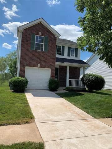 209 Centerfield Drive, O'Fallon, MO 63366 (#21043114) :: Matt Smith Real Estate Group