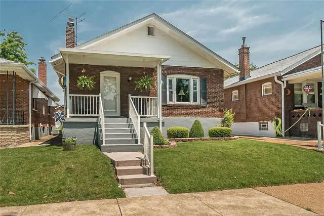 6031 Juniata, St Louis, MO 63139 (#21043122) :: Jenna Davis Homes LLC