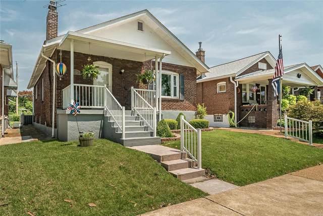 6031 Juniata, St Louis, MO 63139 (#21043122) :: Matt Smith Real Estate Group