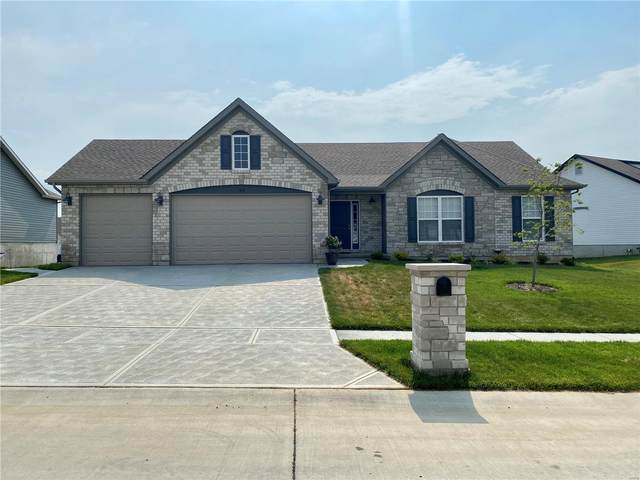 616 Lubbuck Court, Moscow Mills, MO 63362 (#21043127) :: Kelly Hager Group | TdD Premier Real Estate
