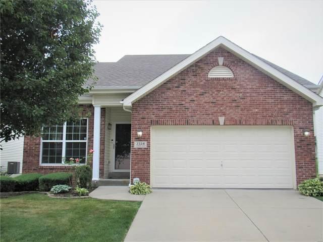 2324 Slammer Dr., Belleville, IL 62220 (#21043133) :: Jeremy Schneider Real Estate