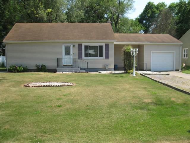 3944 Park Lane, Granite City, IL 62040 (#21043137) :: Hartmann Realtors Inc.