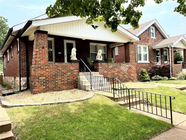 6116 Newport Avenue, St Louis, MO 63116 (#21043140) :: The Becky O'Neill Power Home Selling Team