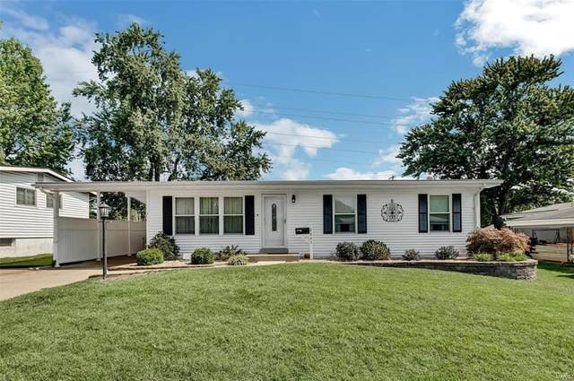 2665 Dove Drive, Florissant, MO 63031 (#21043145) :: The Becky O'Neill Power Home Selling Team