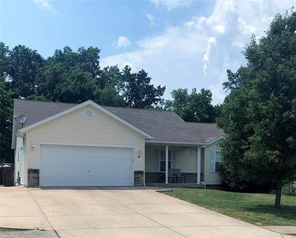 411 Creekwood Boulevard, Troy, MO 63379 (#21043166) :: Jeremy Schneider Real Estate