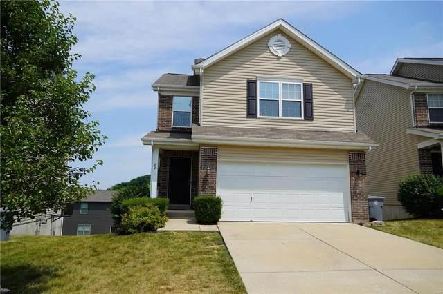 22 Brushy Brook, O'Fallon, MO 63366 (#21043168) :: The Becky O'Neill Power Home Selling Team
