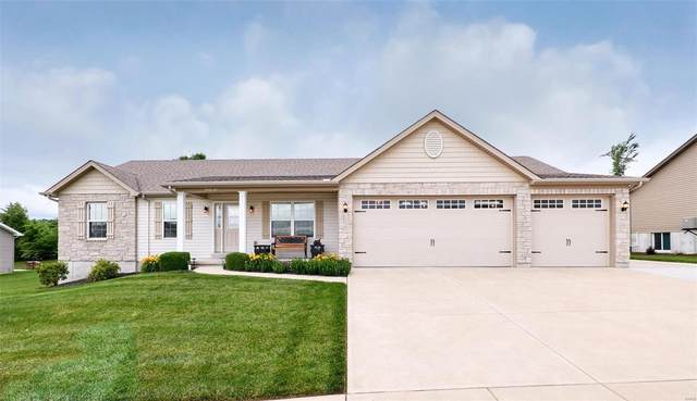 66 Stone Bridge Drive, Moscow Mills, MO 63362 (#21043175) :: St. Louis Finest Homes Realty Group