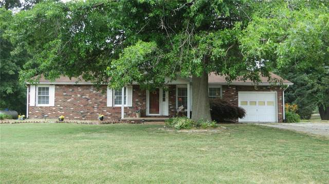 4981 Indian Hills Drive, Edwardsville, IL 62025 (#21043178) :: Fusion Realty, LLC
