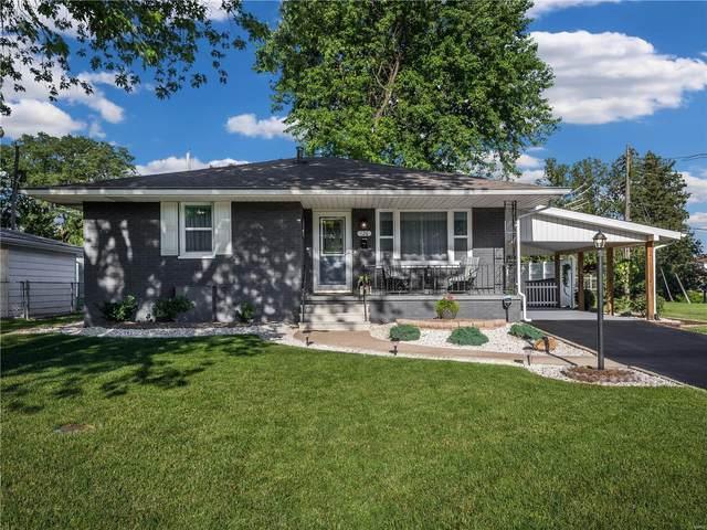 126 National Terrace, Collinsville, IL 62234 (#21043182) :: Hartmann Realtors Inc.
