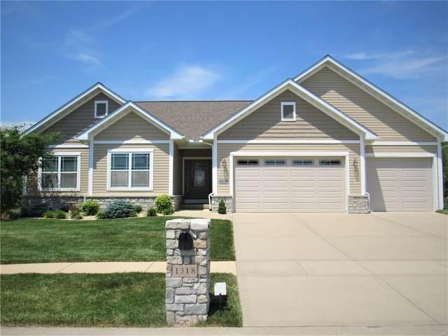 1318 Arbor Green Trail, O'Fallon, IL 62269 (#21043191) :: Jeremy Schneider Real Estate