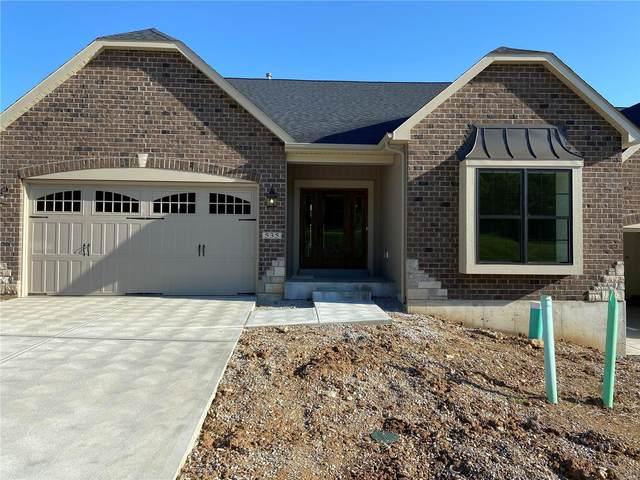 511 Ridge Top Court, Eureka, MO 63025 (#21043226) :: The Becky O'Neill Power Home Selling Team