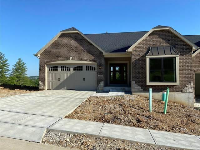 541 Ridge Top Court, Eureka, MO 63025 (#21043230) :: The Becky O'Neill Power Home Selling Team
