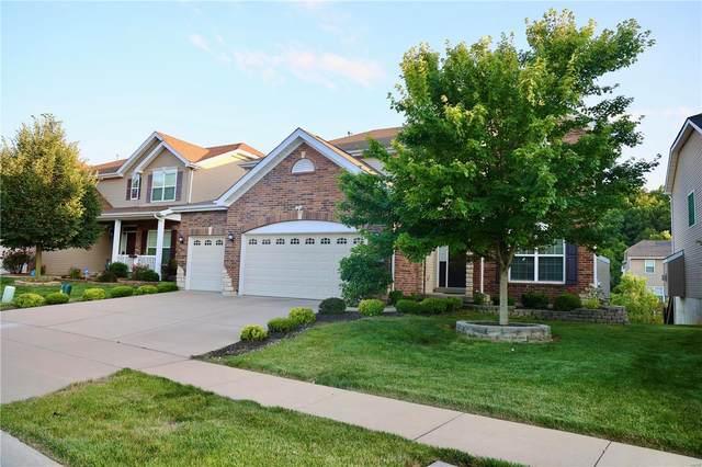 358 Lauren Landing, Ballwin, MO 63021 (#21043234) :: St. Louis Finest Homes Realty Group