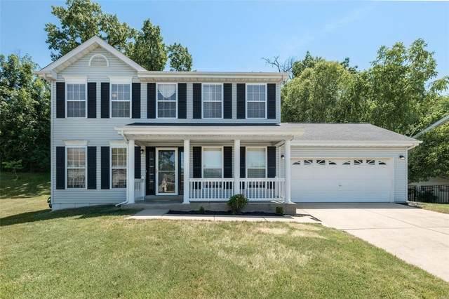 754 Autumn Valley Drive, O'Fallon, MO 63366 (#21043251) :: The Becky O'Neill Power Home Selling Team