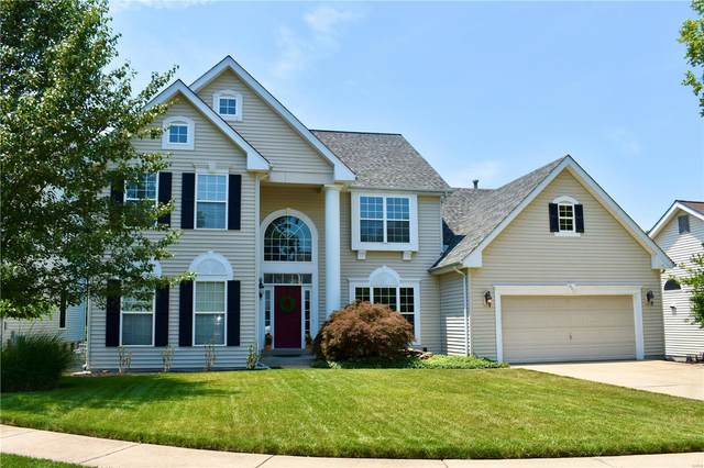 601 Vista Hills Court, Eureka, MO 63025 (#21043276) :: The Becky O'Neill Power Home Selling Team