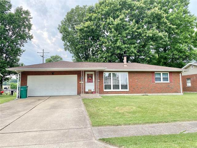 3241 Princeton Drive, Granite City, IL 62040 (#21043285) :: Hartmann Realtors Inc.
