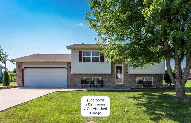 2614 Jason Drive, Granite City, IL 62040 (#21043291) :: Hartmann Realtors Inc.