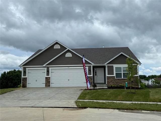 513 Summerbrook Estates Court, Wentzville, MO 63385 (#21043293) :: The Becky O'Neill Power Home Selling Team