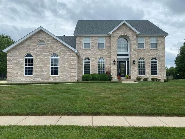 1149 Hampshire Lane, Shiloh, IL 62221 (#21043368) :: Tarrant & Harman Real Estate and Auction Co.