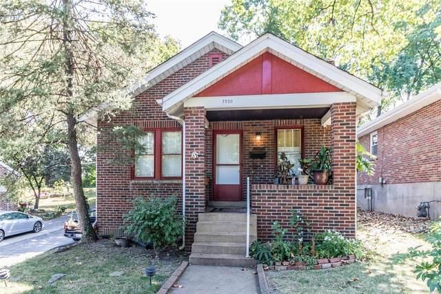 7520 Arlington Avenue, St Louis, MO 63119 (#21043408) :: Parson Realty Group