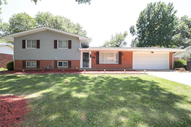216 Churchill Drive, Belleville, IL 62223 (#21043453) :: Fusion Realty, LLC