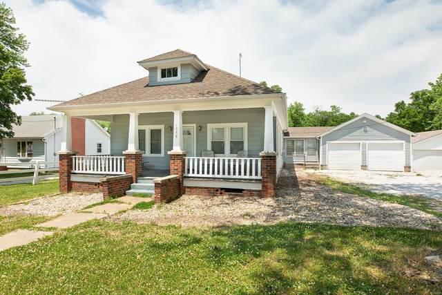 1356 Route 16, PIASA, IL 62079 (#21043466) :: Reconnect Real Estate