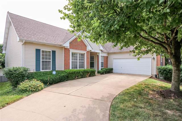 1050 Cambridge Way, Chesterfield, MO 63017 (#21043469) :: St. Louis Finest Homes Realty Group