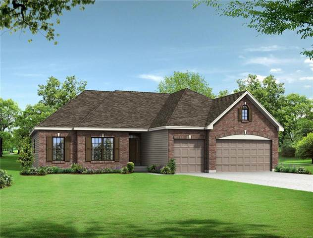 313 Kevin Jon Court, Eureka, MO 63025 (#21043474) :: The Becky O'Neill Power Home Selling Team