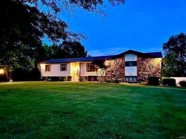 102 Bainbridge, COBDEN, IL 62920 (#21043495) :: The Becky O'Neill Power Home Selling Team